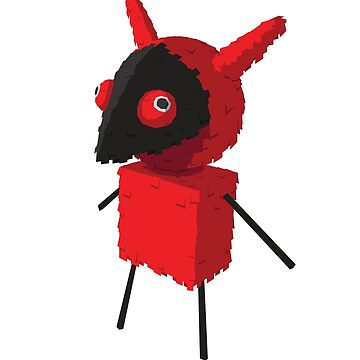Devilish Piñatamon by mejak