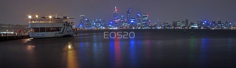 Decoy On A Stormy Night  by EOS20