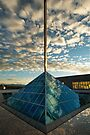Parliament House, Canberra by Heather Prince