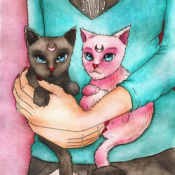 Pretty Kitties by shargreaves