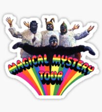 Magical Mystery Tour Sticker