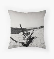 Pure nature in Holland Throw Pillow
