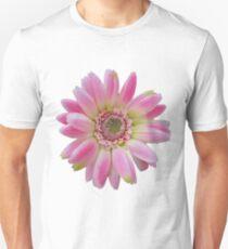 Gerbera Pink Unisex T-Shirt