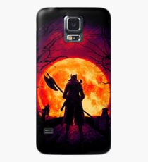 A Blood Moon's Night (Bloodborne) Case/Skin for Samsung Galaxy