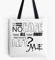 what s left Tote Bag