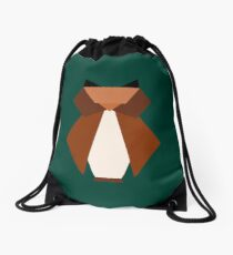 Little Owl Drawstring Bag