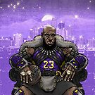 The King's Court - LAbron by TheRedR