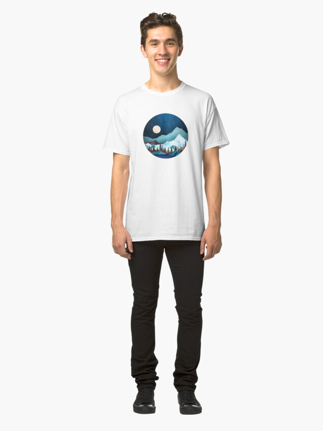 Alternate view of Moon Bay Classic T-Shirt