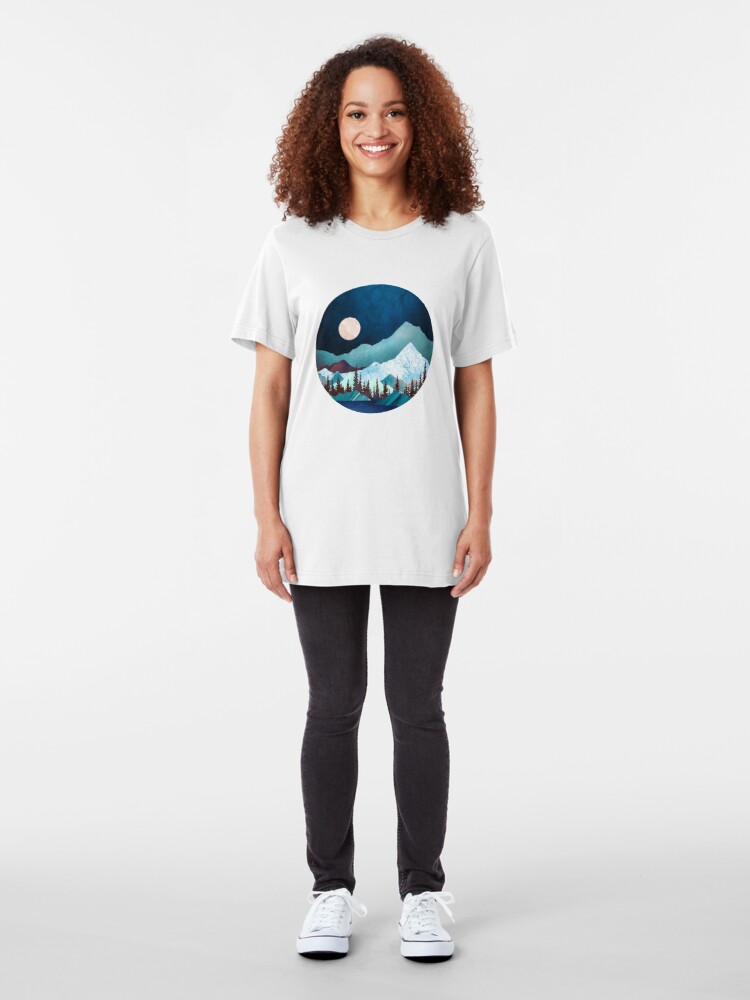 Alternate view of Moon Bay Slim Fit T-Shirt