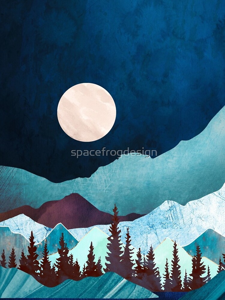Moon Bay by spacefrogdesign