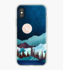 Moon Bay iPhone Case
