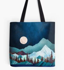 Moon Bay Tote Bag