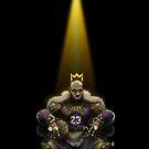 In The SpotLight - LAbron (blackout) by TheRedR