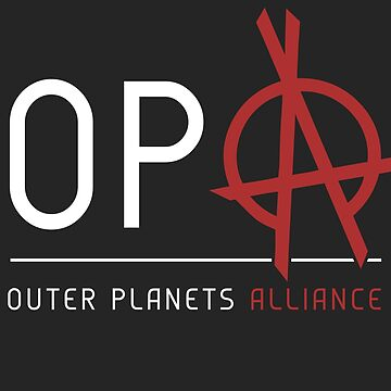 OPA — Outer Planets Alliance by boxsmash