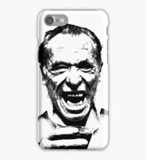 Charles Bukowski iPhone Case/Skin