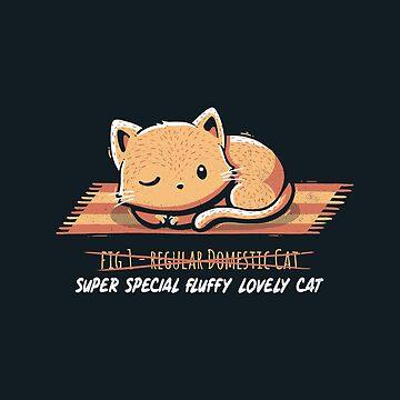 Not a Regular Domestic Cat by tobiasfonseca