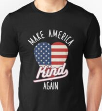 Make America Kind again - Anti Trump - Impeach 45 Unisex T-Shirt