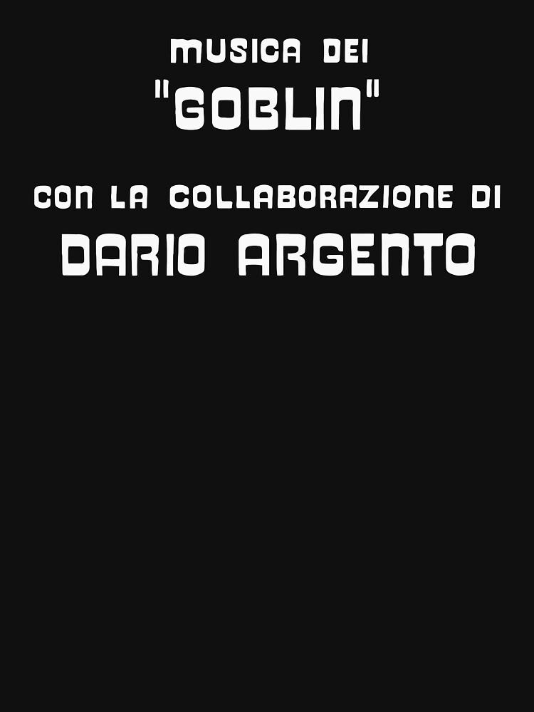 "Suspiria   Musica dei ""Goblin"" by directees"