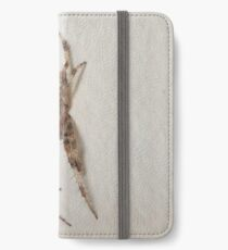 Uninvited Guest iPhone Wallet/Case/Skin