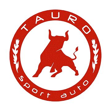 Tauro Sport Auto RED SPECKLED by Nwar