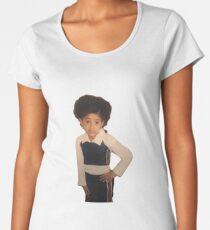 Cardi B Meme Women's Premium T-Shirt