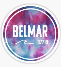 Belmar - Tie Dye  Sticker