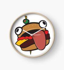 Durr Burger Clock