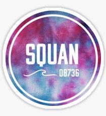 Manasquan - Tie Dye  Sticker