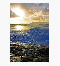 South West Rocks Sunset Photographic Print