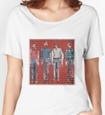 Talking Heads - More Songs About Buildings & Food Women's Relaxed Fit T-Shirt