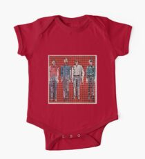 Talking Heads - More Songs About Buildings & Food One Piece - Short Sleeve
