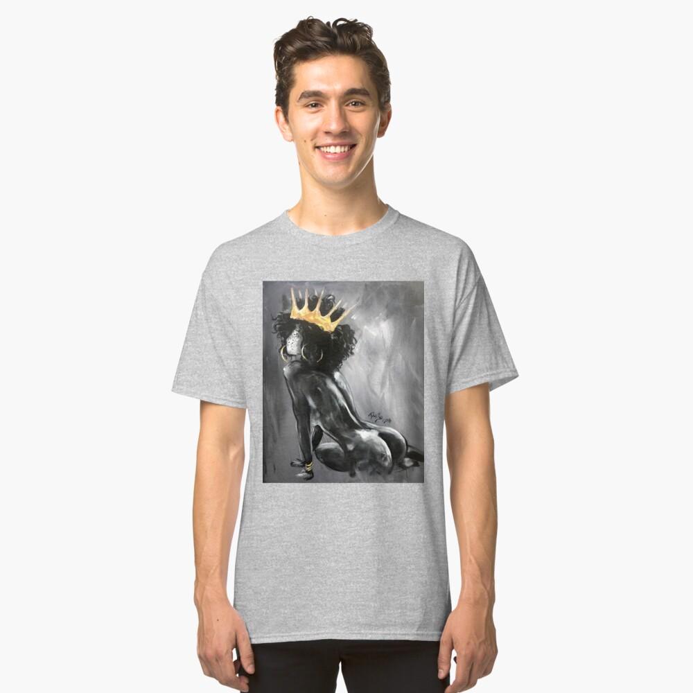 Natürlich Königin VIII Classic T-Shirt