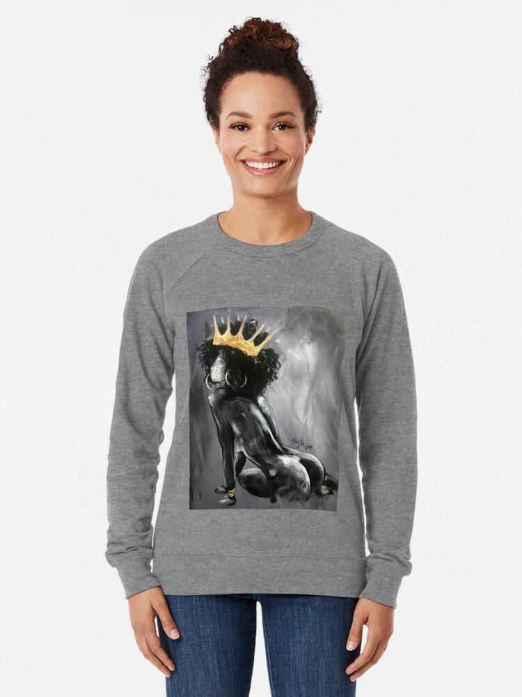Alternative Ansicht von Natürlich Königin VIII Leichter Pullover