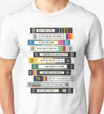 Brooklyn Nine-Nine Sex Tapes Unisex T-Shirt