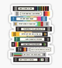 Brooklyn Nine-Nine Sex Tapes Sticker