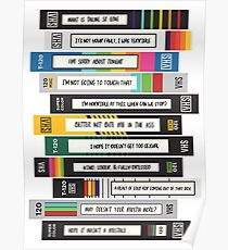 Brooklyn Nine-Nine Sex Tapes Poster