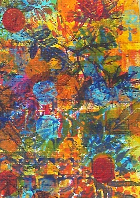 Summertime Print 4 by Susan Duffey