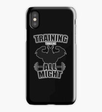 Hero Academia iPhone Case
