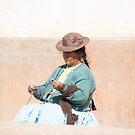 Peruvian Indigenous Lady by Ryan + Corinne Priest