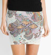 Pastel Fog Mini Skirt