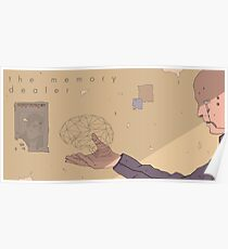 The Memory Dealer Poster