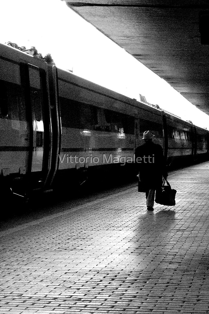 Leaving Day by Vittorio Magaletti