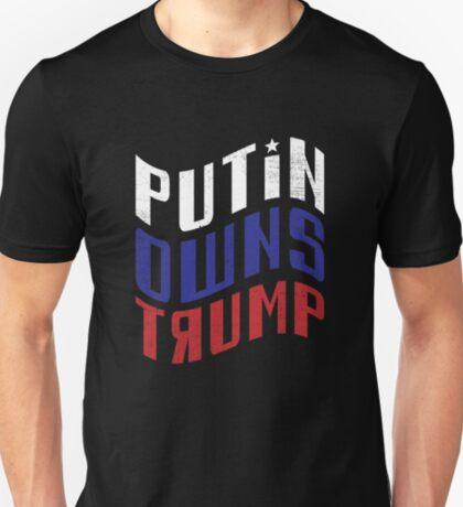 Putin Owns Trump T-Shirt