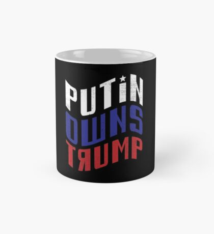 Putin Owns Trump Mug