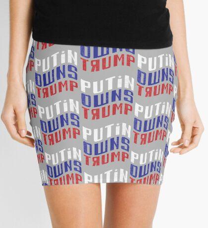 Putin Owns Trump Mini Skirt