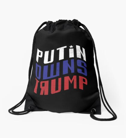 Putin Owns Trump Drawstring Bag