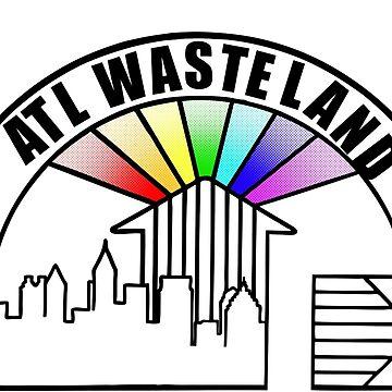 ATL WASTELAND by nofunatall