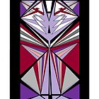 Stained Glass by Jilleen Verina