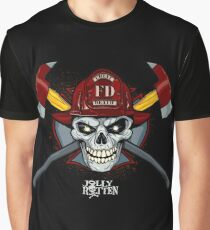 Firefighters and Firemen - Jolly Rotten Graphic T-Shirt
