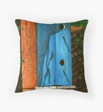 If you build it, they will come... Throw Pillow